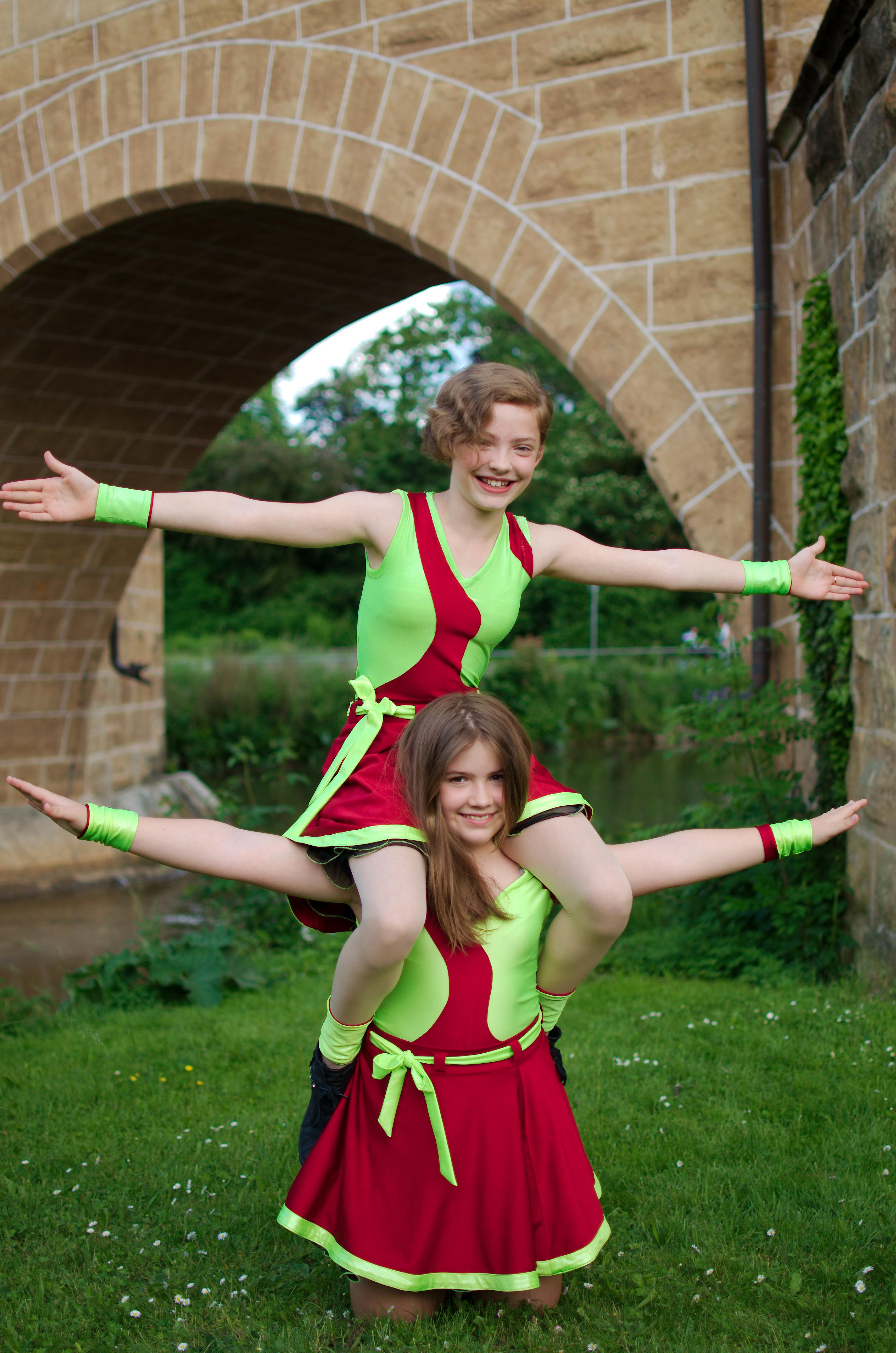 Fiona und Anna