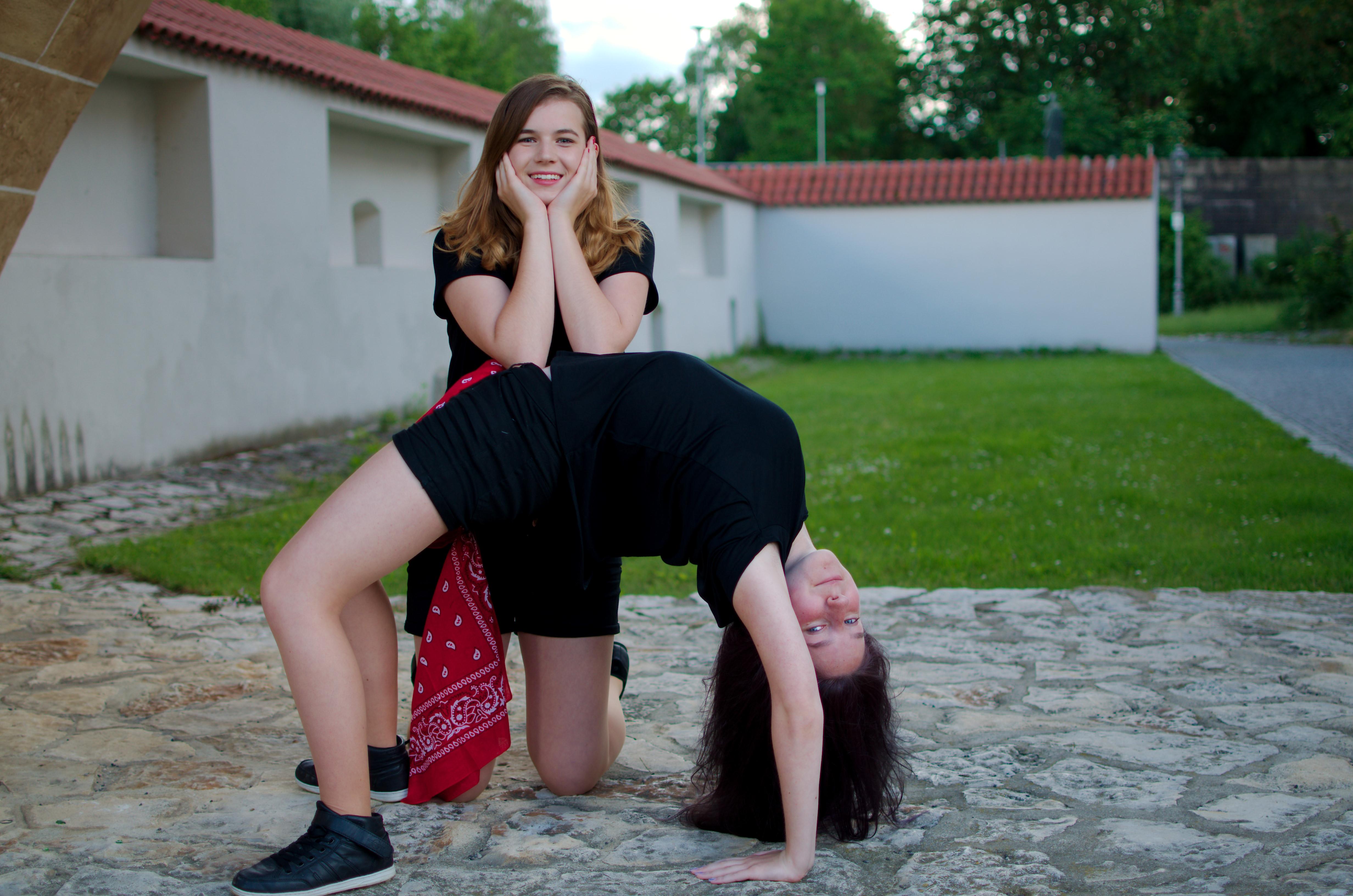 Jessi und Julia